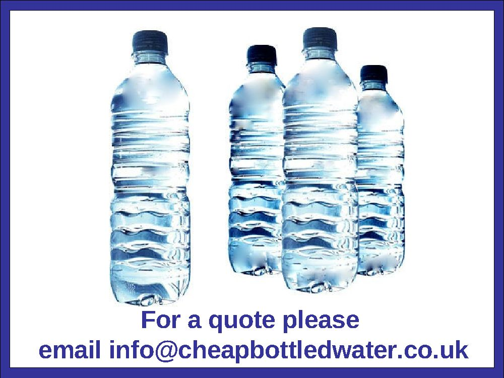 Cheap Bottled Water